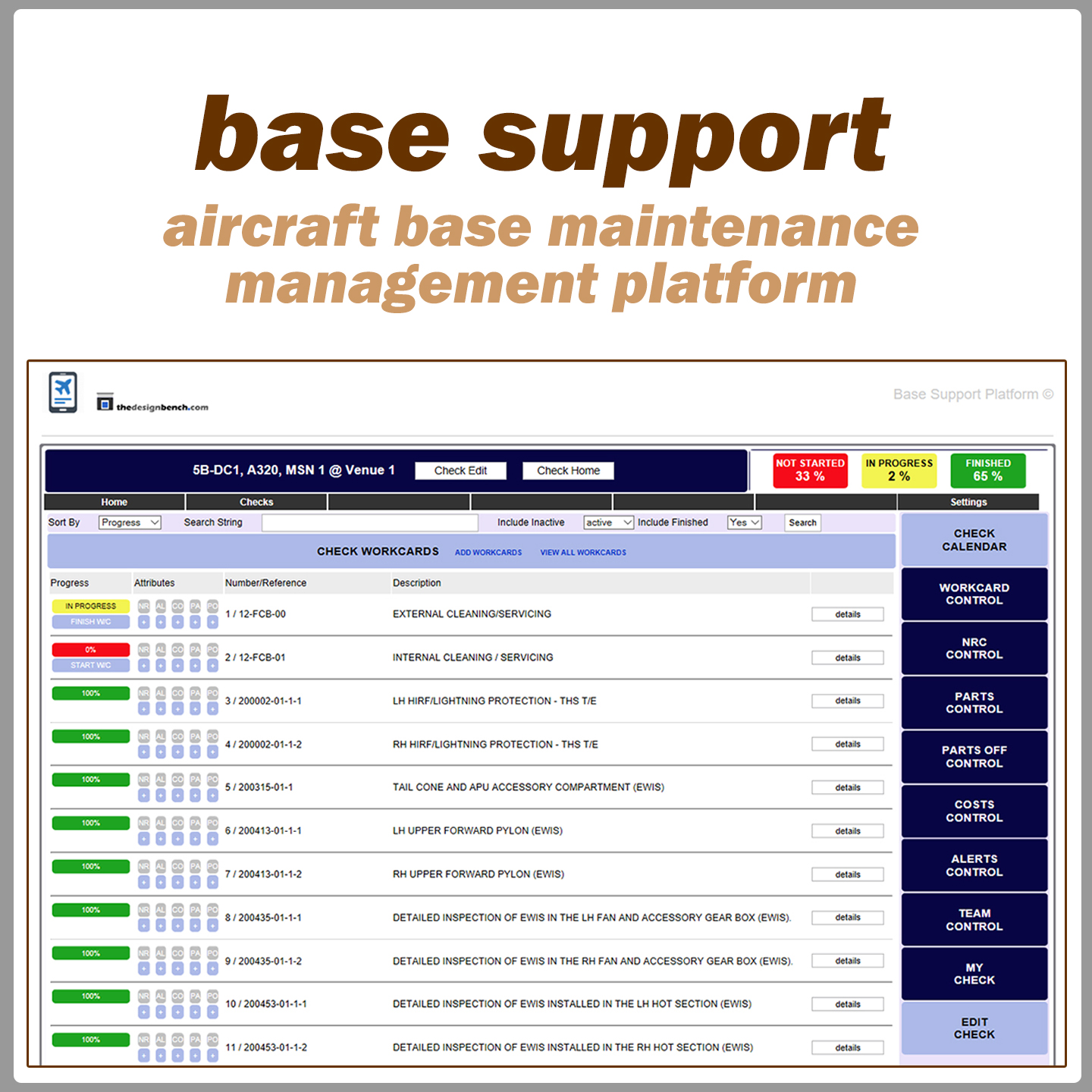 base support